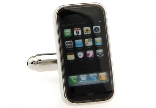 Phone Cufflinks