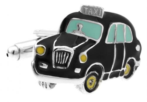 Black Taxi Cufflinks